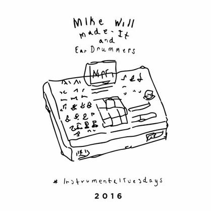 Mike Will Made It - Instrumental Tuesdays 2016