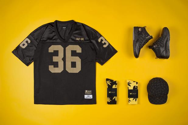 Huf x Wu-Tang Brand 20th Anniversary Collaboration