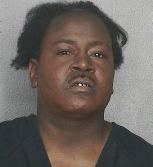 Bonus Shot: Trick Daddy, who was just arrested last night