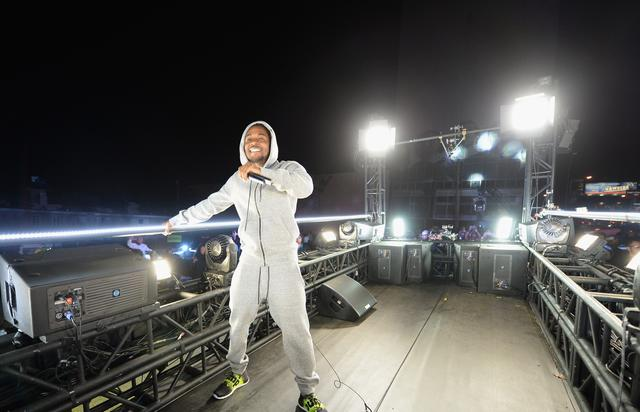 Reebok And Kendrick Lamar Take Over The Streets Of Hollywood With #GETPUMPED