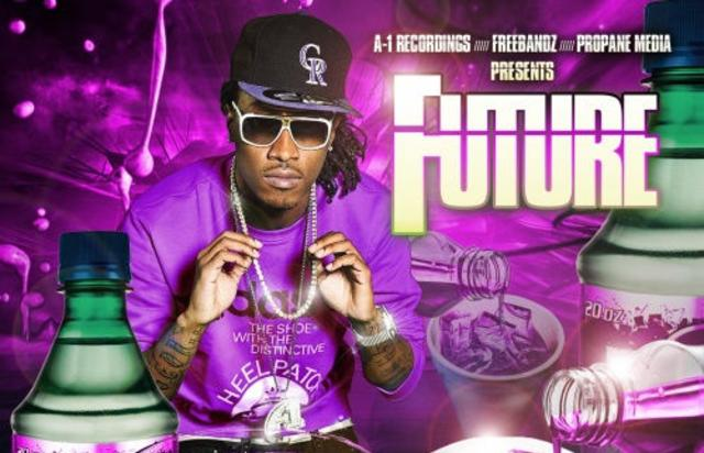 "Future ""Dirty Sprite"" cover art"