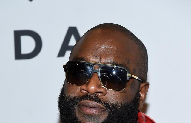 Rick Ross attends TIDAL X: 1020 at Barclays Center on October 20, 2015 in the Brooklyn borough of New York City.