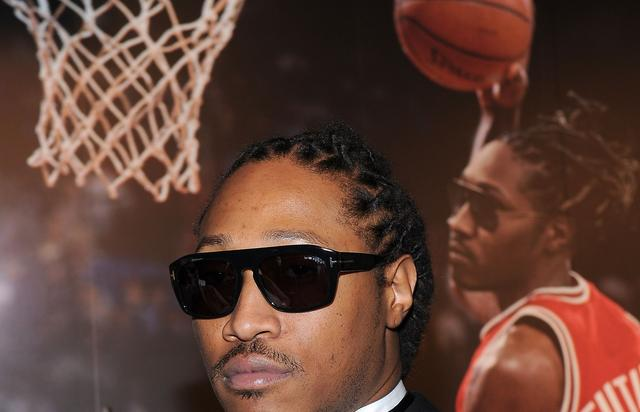 Future at  All-Star Style event