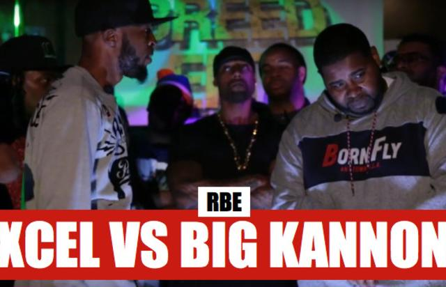 Xcel vs Big Kannon