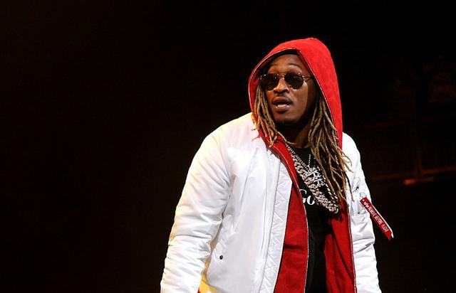 Future performs onstage during 105.1's Powerhouse 2015 at the Barclays Center on October 22, 2015 in Brooklyn, NY.