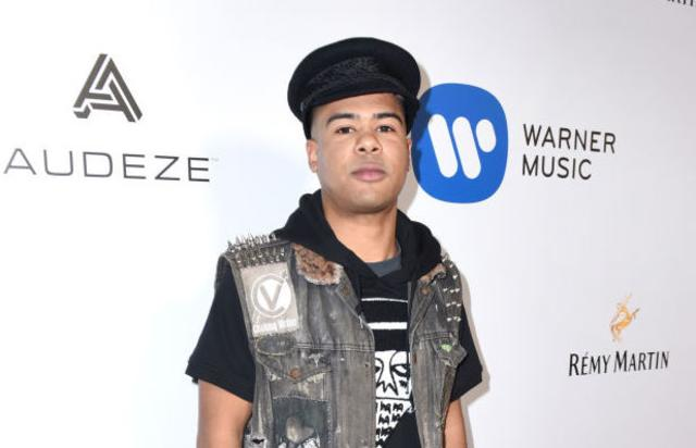 Musician iLoveMakonnen attends the Warner Music Group GRAMMY Party at Milk Studios on February 12, 2017 in Hollywood, California.