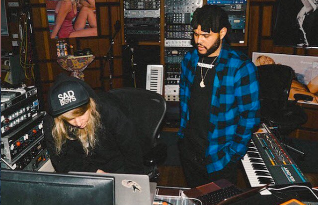 The Weeknd & Cashmere Cat