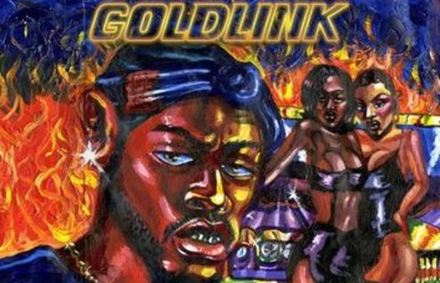 """Goldlinks """"At What Cost"""" cover art"""