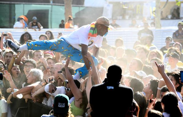 Tyler, the Creator's 5th Annual Camp Flog Gnaw Carnival - Day 2