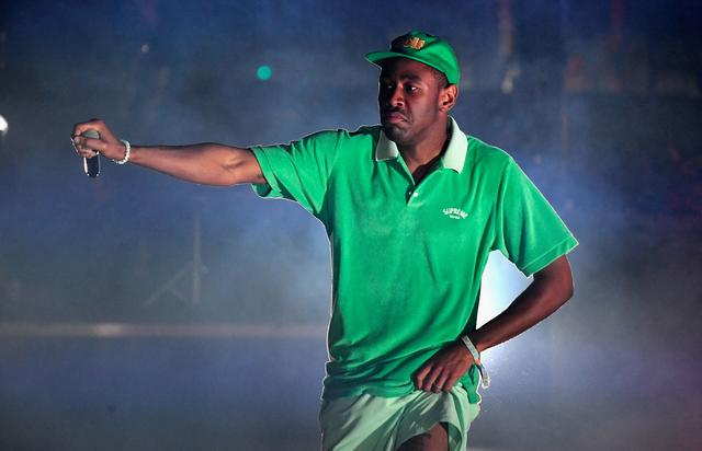 Tyler, The Creator 2017 Coachella Valley Music And Arts Festival - Weekend 1 - Day 2