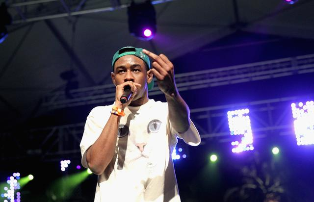 Tyler, The Creator 2013 Coachella Valley Music And Arts Festival – Day 1