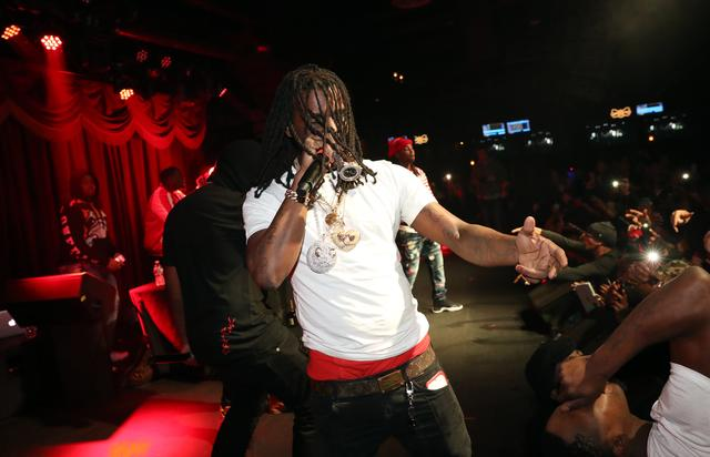 Chief Keef In Concert - New York City