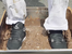 Eminem's $30,000 Carhartt Air Jordan 4s Get Dunked In Melted M&M's And Brought Back To Life