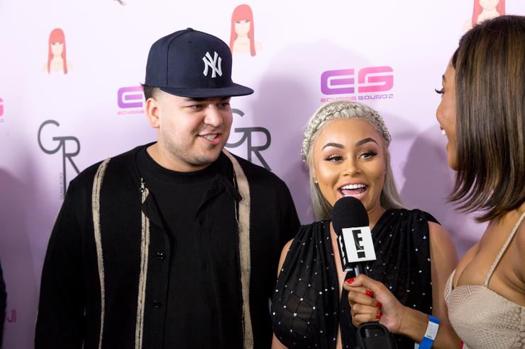 Did Blac Chyna try to jack Rob Kardashian's Range Rover?