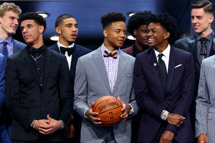 National Basketball Association rookies down on Sixers' Markelle Fultz's potential?