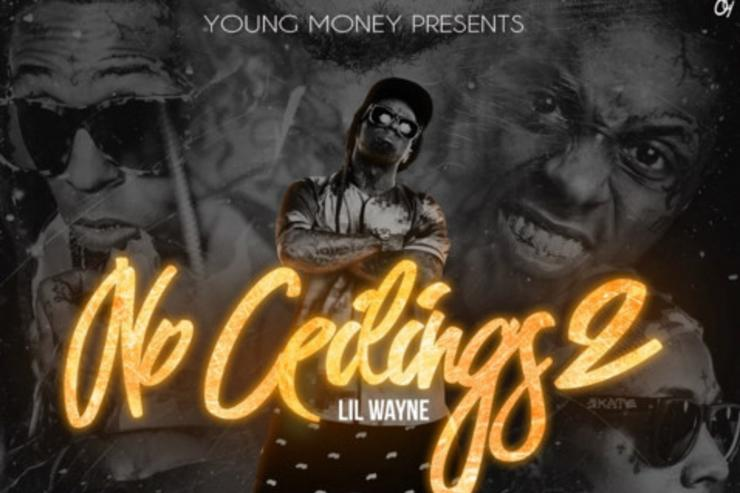 Lil Wayne No Ceilings 2 cover art