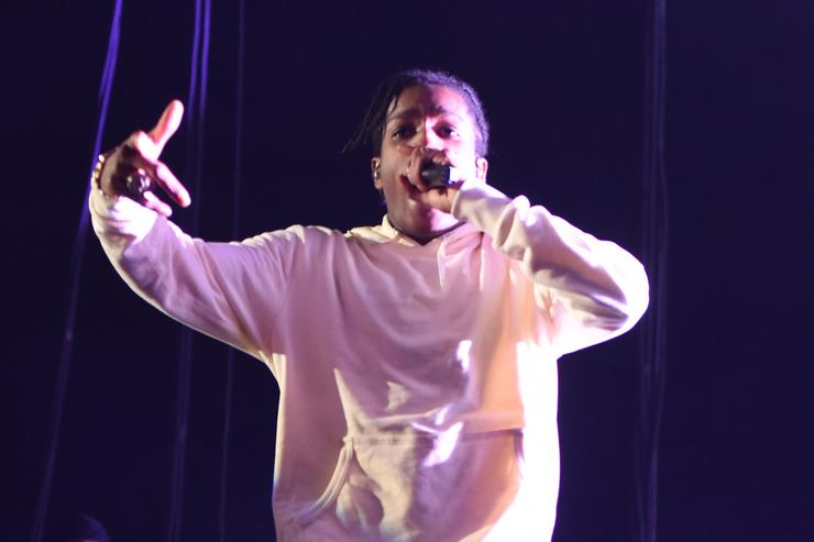 ASAP Rocky at Rocky & Tyler Tour