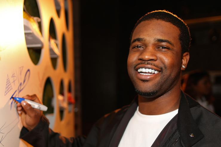 ASAP Ferg and Pharrell Williams And Adidas Celebrate Collaboration
