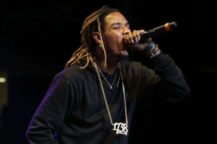 Fetty Wap at 'Busta Rhymes And Friends: Hot For The Holiday'