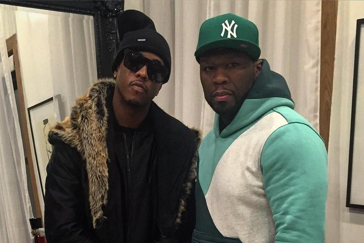Jeremih and 50 Cent