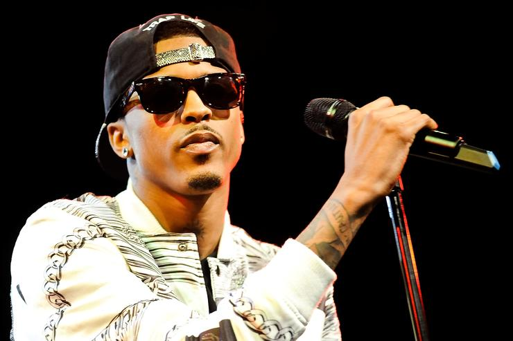 August Alsina Kelly Rowland And The Dream In Concert