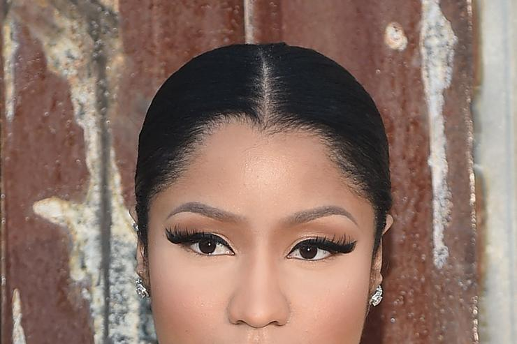 Givenchy - Arrivals - Spring 2016 New York Fashion Week Nicki Minaj