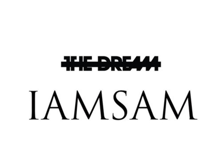 "The-Dream ""IAMSAM"" cover art"