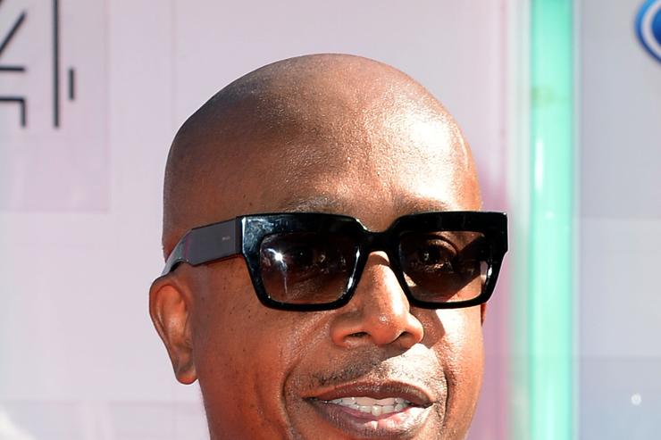 BET AWARDS '14 - Arrivals MC Hammer