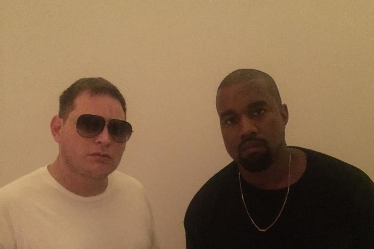 Scott Storch Kanye West