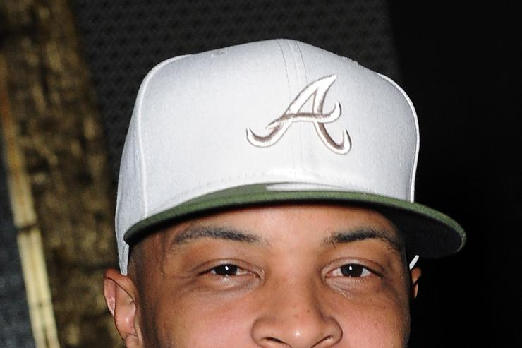 T.I. at Watch The Duck And Friends EP Release Party