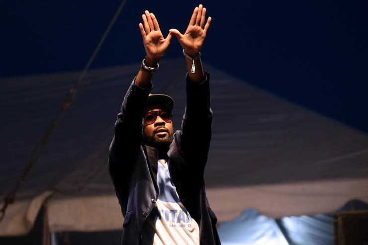 RZA at Riot Fest Toronto