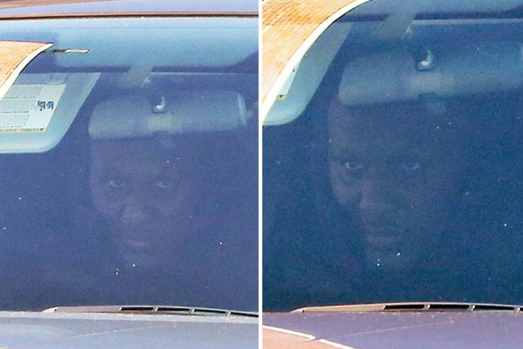 Lamar Odom photographed recently in Southern California.