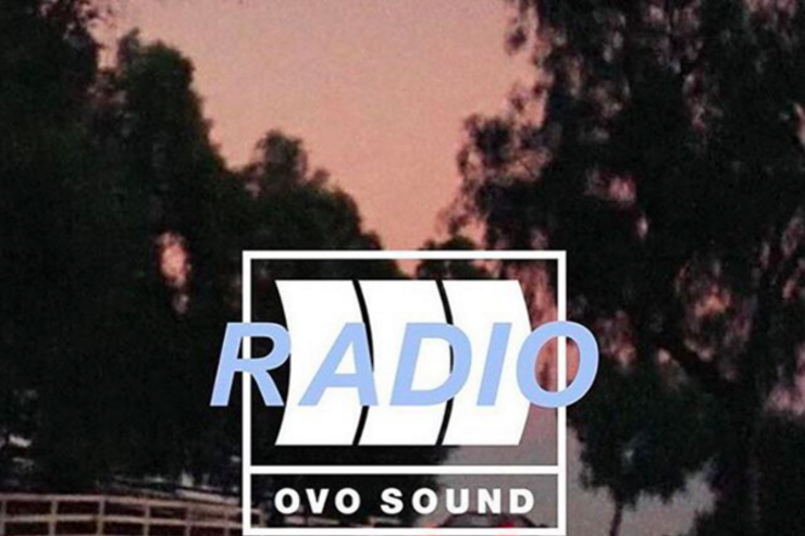 Apple Music promotes their OVO radio show.