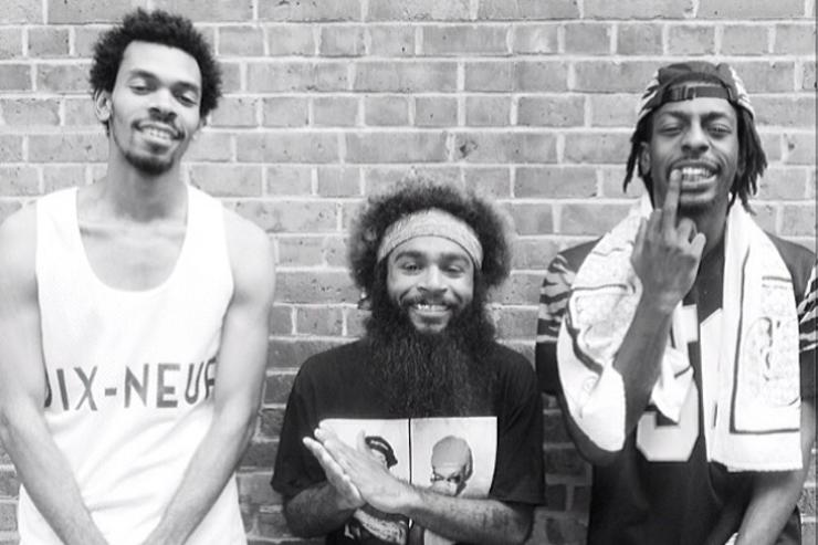 3001: A Laced Odyssey Flatbush Zombies Announce Debut Album Title & Release Date