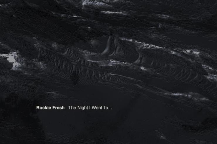 "Rockie Fresh Shares ""The Night I Went To..."" Cover Art & Tracklist"