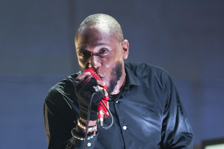 Yasiin Bey performs in 2011.