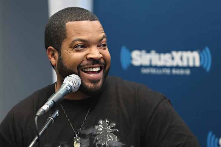 Ice Cube at a SiruisXM 'Town Hall'