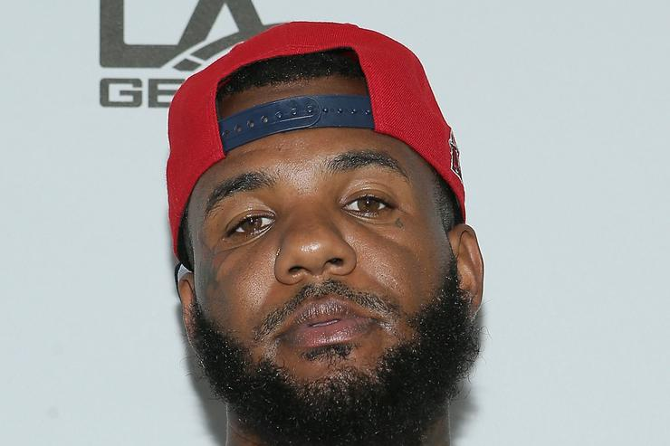 The Game at Equinox Celebrity Basketball tournament.