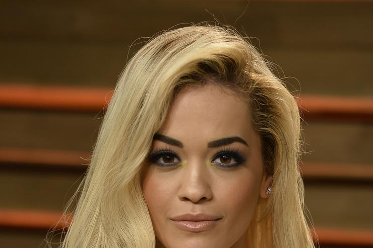 Singer Rita Ora attends the 2014 Vanity Fair Oscar Party hosted by Graydon Carter on March 2, 2014 in West Hollywood, California