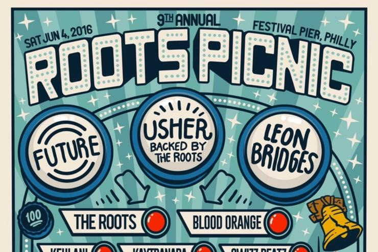 The Roots Picnic 2016 Lineup.