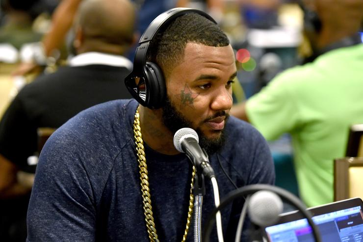 The Game in 2014.