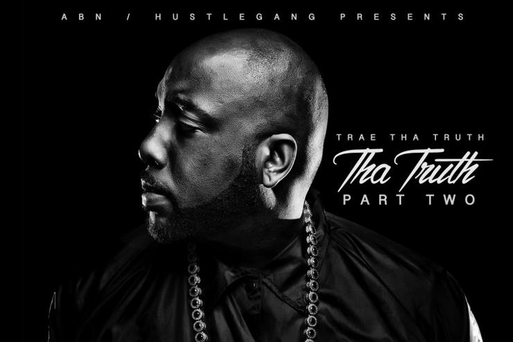 """Tha Truth Pt. 2"" album cover"