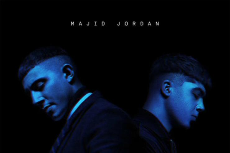 """Majid Jordan"" debut album cover"