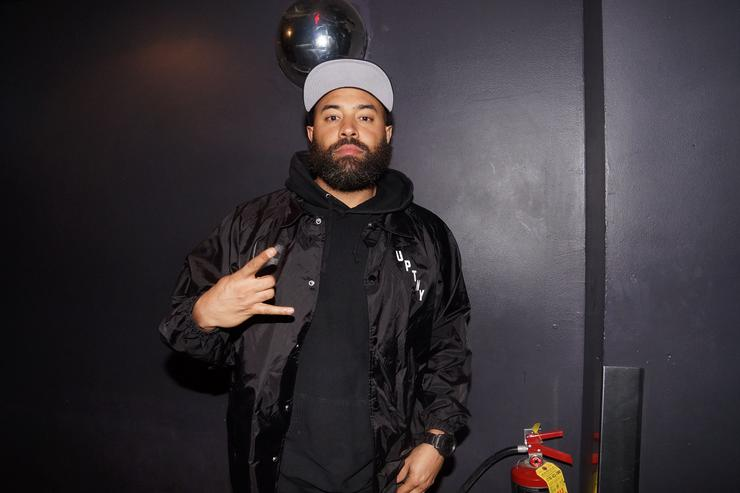 Ebro attends Cipha Sounds Birthday Weekend at Caroline's On Broadway