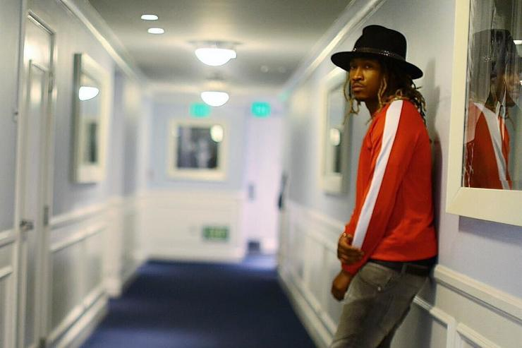 Future in a hallway