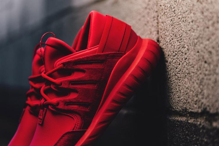 Adidas Originals Tubular Nova Red.
