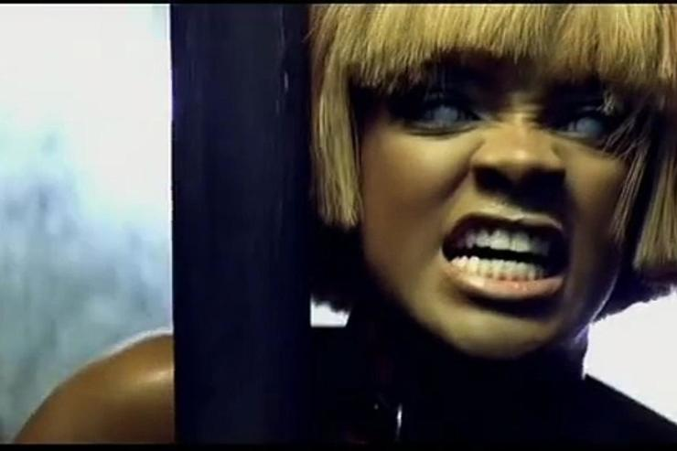 Rihanna's Disturbia video