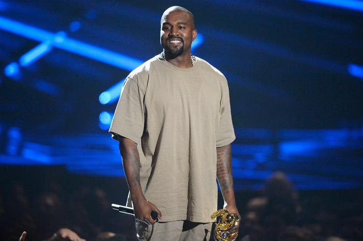 Kanye At MTV Awards
