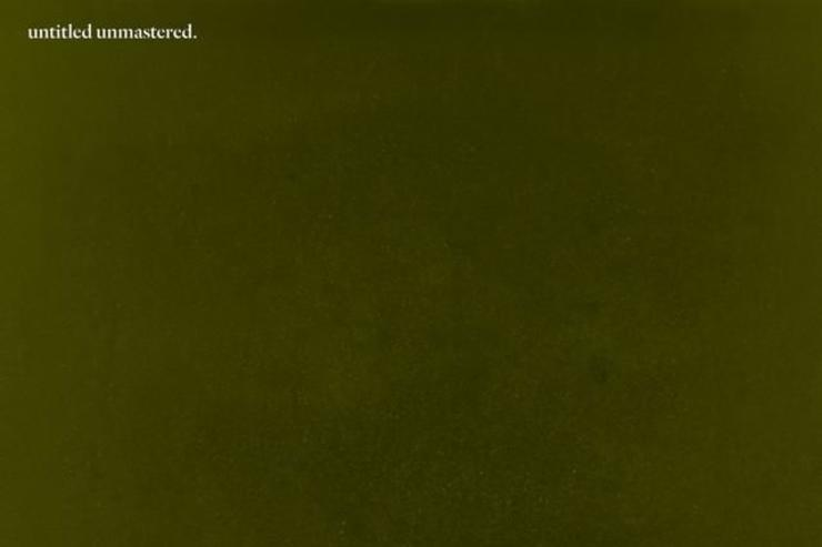 """Kendrick Lamar's cover art for """"Untitled Unmastered"""""""