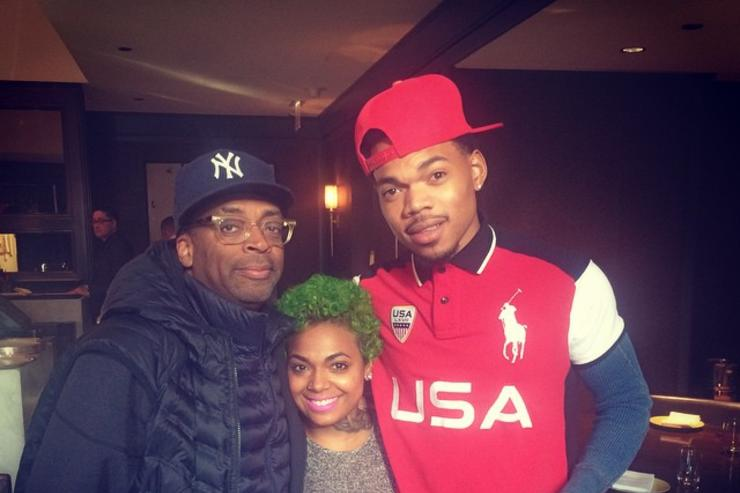 Chance the Rapper & Spike Lee